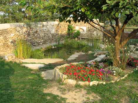 jardin aquatique et tang de baignade lagune rh ne alpes. Black Bedroom Furniture Sets. Home Design Ideas