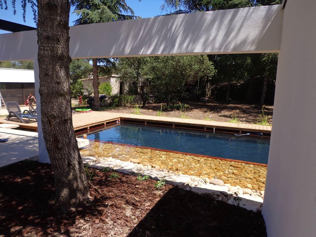 Filtration piscine au sel simple filtration piscine au for Filtration piscine